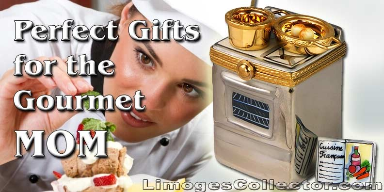 7 Unique Culinary Limoges Box Gifts to Impress Mom this Mother's Day