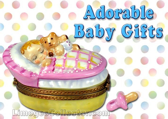 Baby Gifts That Will Become Heirlooms