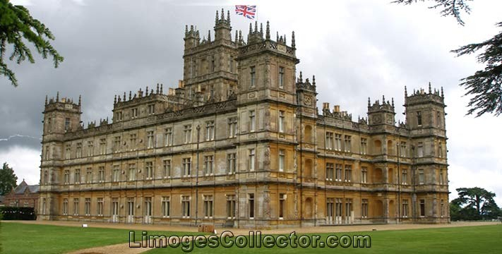 A Visit to Downton Abbey, Photos & Quotes