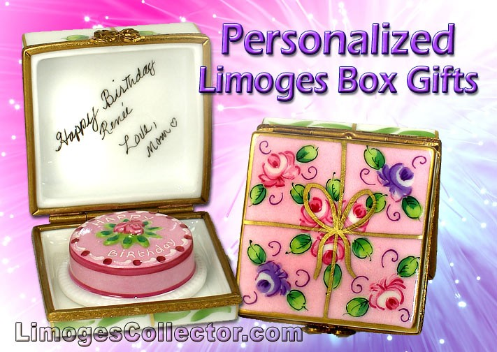 Personalized Limoges Box Gifts top the Gift-Giving Charts