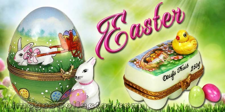 Give the Best Easter Day Surprise with a Rochard Limoges
