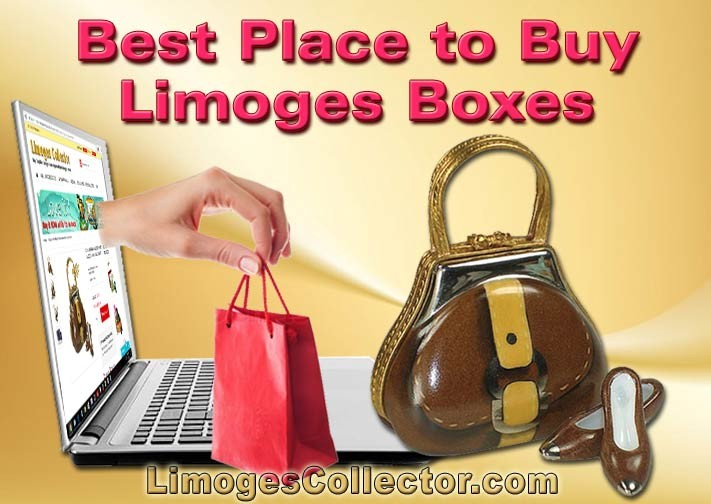 The Best Place To Buy Top Quality Genuine French Limoges Boxes