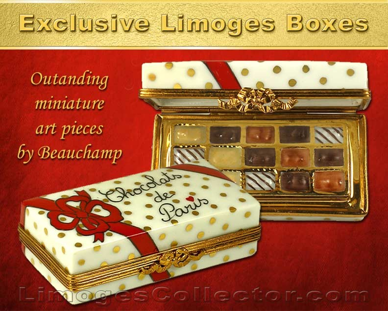 Exclusive Limoges Boxes That Stand Out From All The Rest