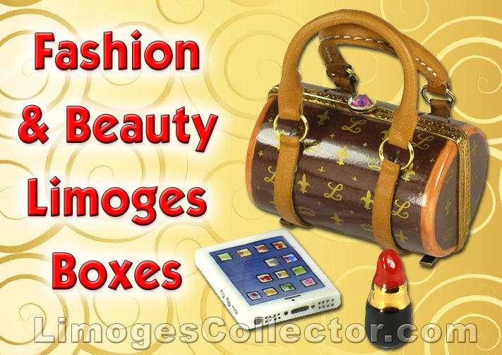"Fashion & Beauty Limoges Box Collectibles That Say ""Oooh La La"""