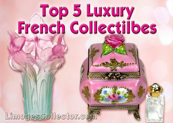 Guide to Top 5 Luxury French Collectibles Shoppers Choose