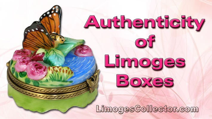 Authentic Limoges Boxes - Why You Should Buy Them From A Trusted Dealer