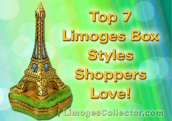 Review of Top 7 Collectible Limoges Box Styles Shoppers Love
