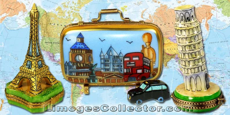 7 Reasons Why Limoges Collectibles Make Great Travel Mementos