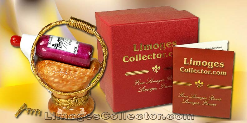 Limoges Boxes for Hostess Gift