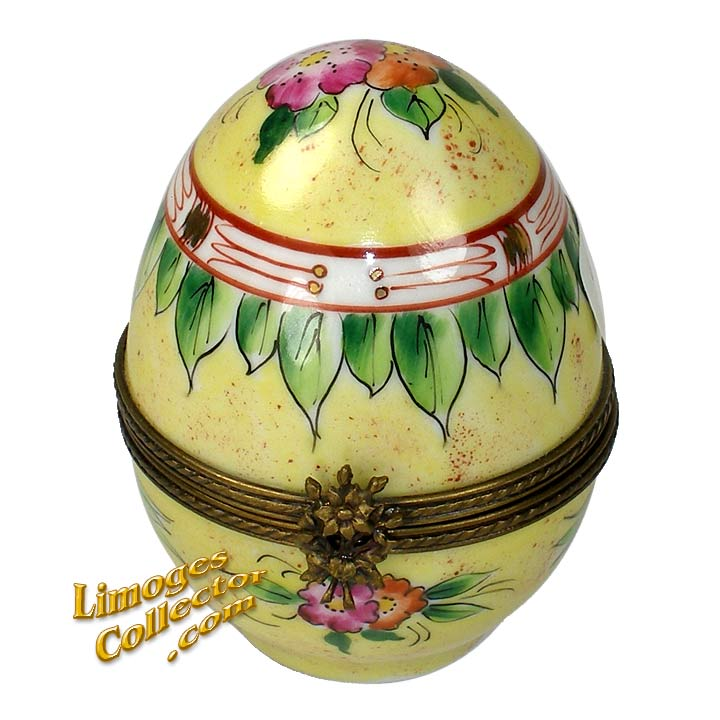 Egg Limoges Box | LimogesCollector.com