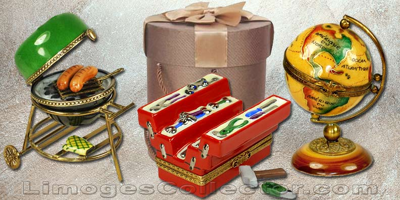 Father's Day Limoges Box Gifts | LimogesCollector.com