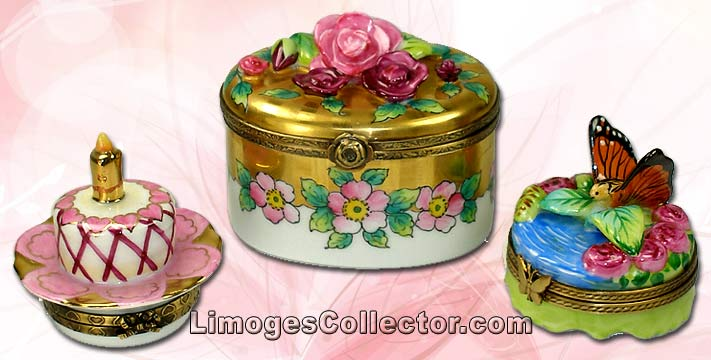 Authentic Limoges Boxes from Limoges, France | LimogesCollector.com