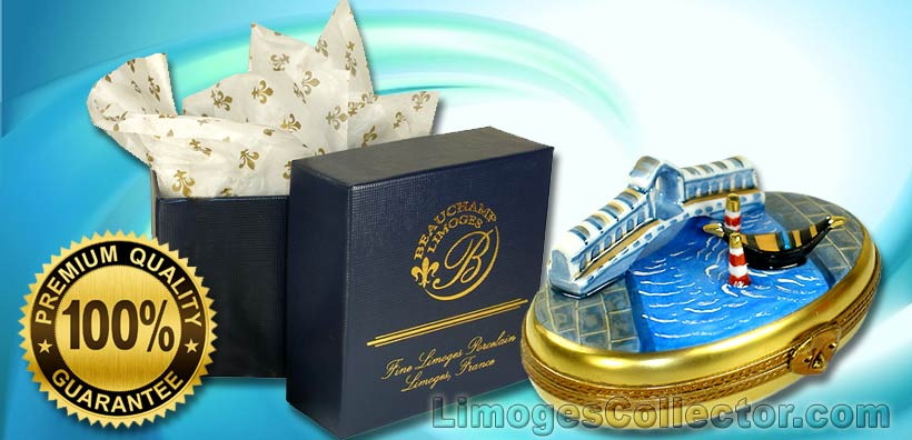 Highest Quality French Limoges Boxes at LimogesCollector.com