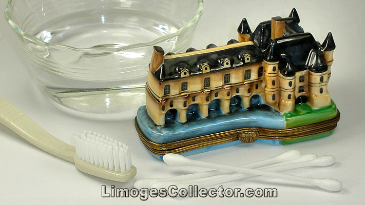 How to Clean a Limoges Box | LimogesCollector.com