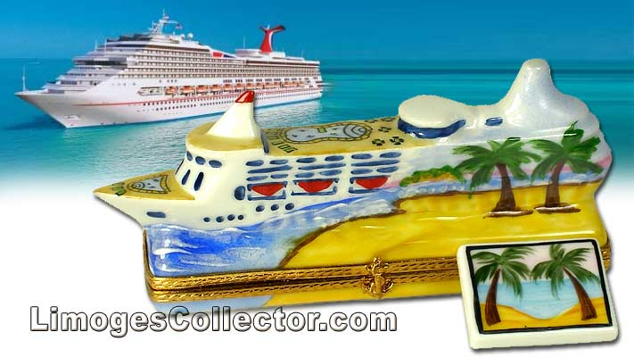 Travel and Cruise Event Gifts | LimogesCollector.com