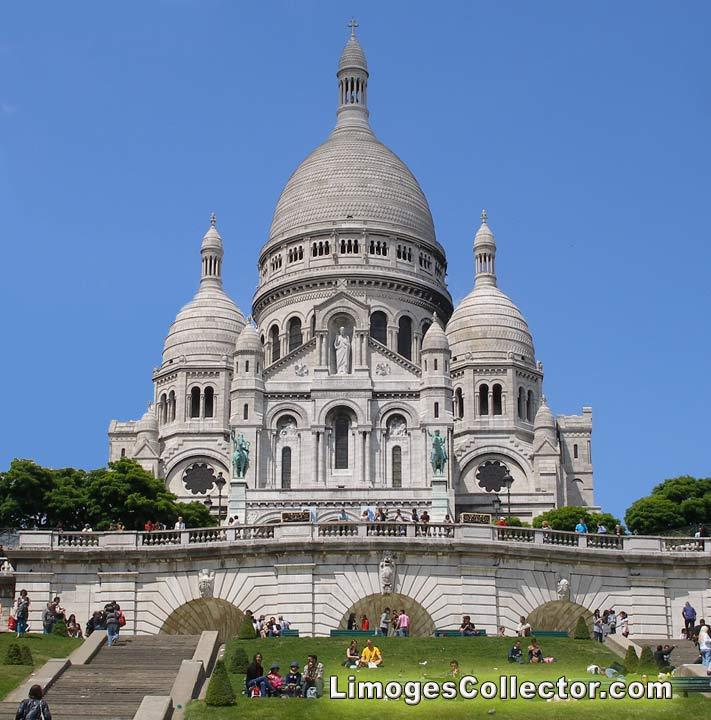 Sacre Coeur Basilica | LimogesCollector.com
