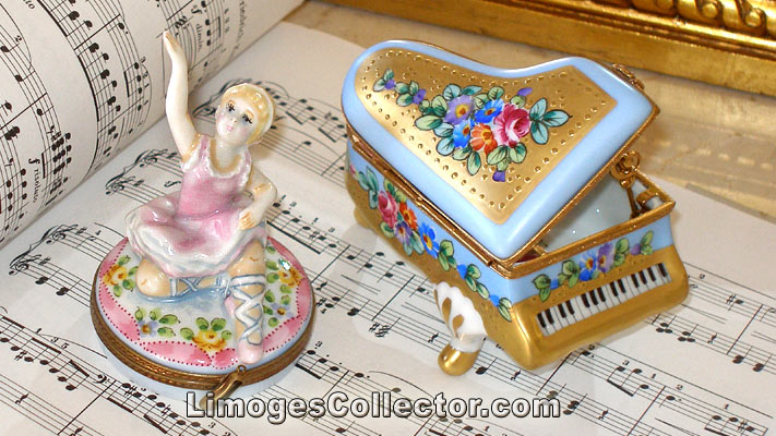 Authentic French Limoges Boxes | LimogesCollector.com
