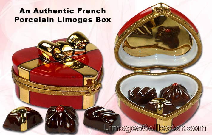 An exquisite and highly-detailed Limoges box from LimogesCollector.com