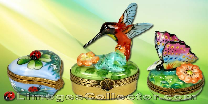 Limoges boxes are beautiful for collecting and gift-giving | LimogesCollector.com