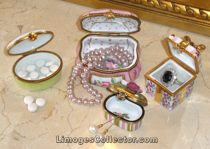 Limoges boxes make perfect keepsake boxes