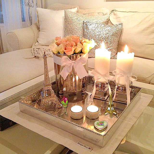 Decorate a coffee table with Limoges Boxes | LimogesCollector.com