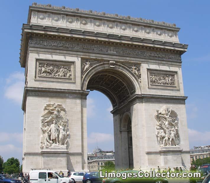 Arc de Triomphe | LimogesCollector.com