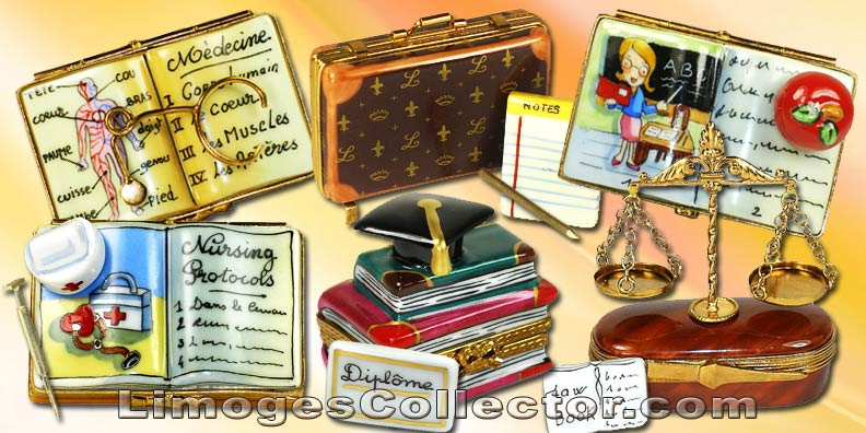 Graduation Limoges Box Gifts for all Graduates | LimogesCollector.com