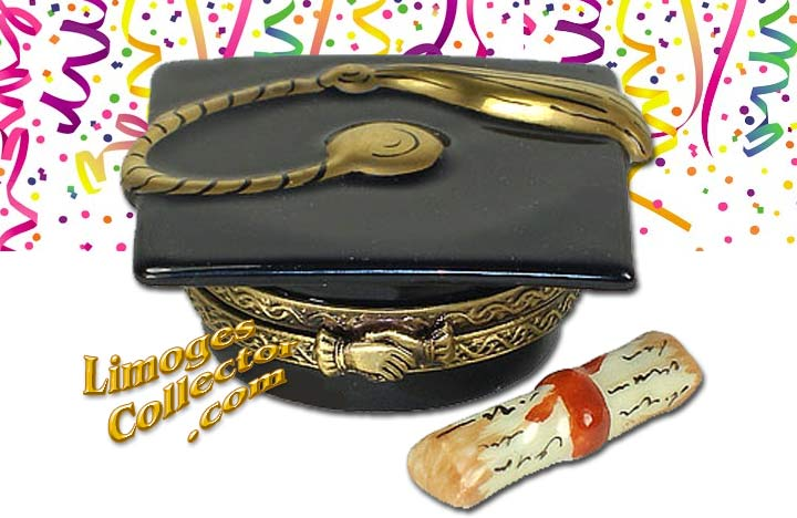 Graduation Limoges box gifts | LimogesCollector.com