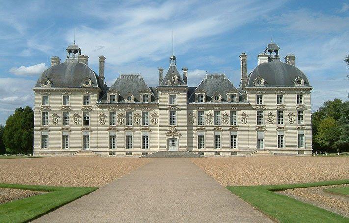 Cheverny Chateau, Loire, France