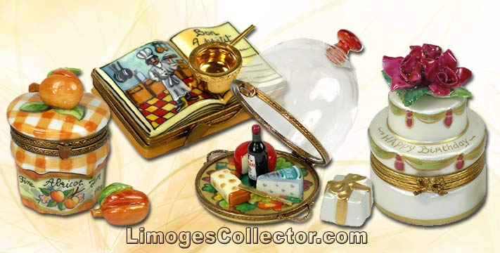 Exclusive Limoges Boxes by Beauchamp Limoges | LimogesCollector.com