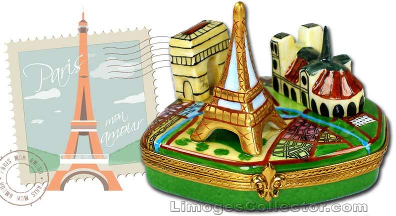 Paris Limoges boxes | LimogesCollector.com