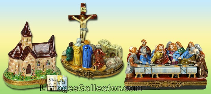 Easter Limoges Boxes | LimogesCollector.com