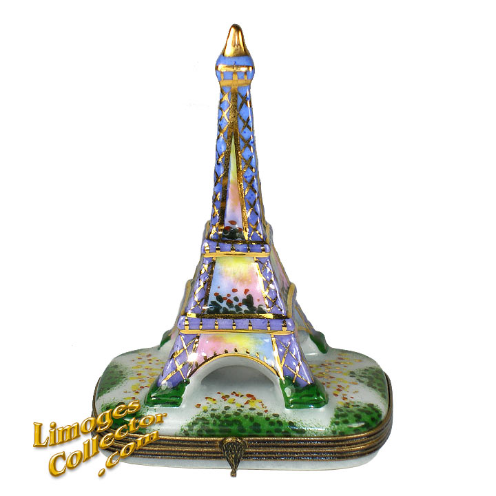 Eiffel Tower Limoges box | LimogesCollector.com