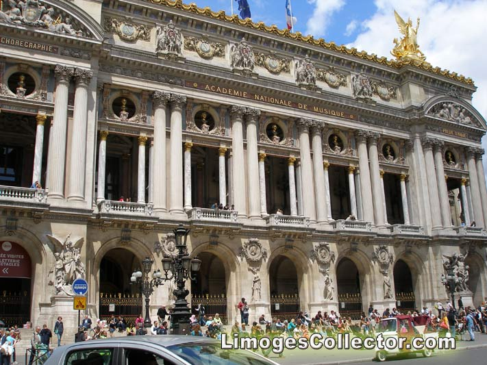 The Paris Opera | LimogesCollector.com