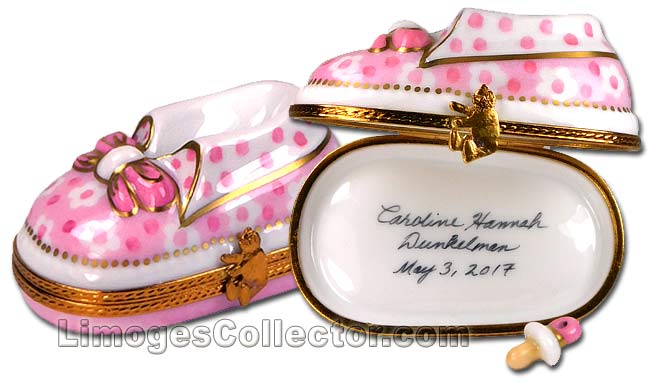 Personalize your Limoges box gift | LimogesCollector.com
