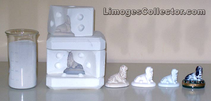 The Process of Making A Limoges Box | LimogesCollector.com
