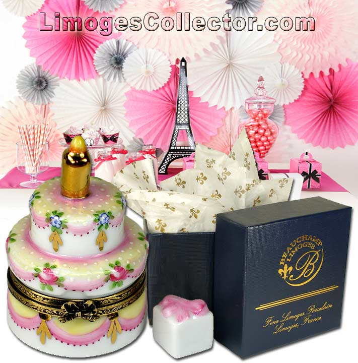 Event Gifts for Birthday and Celebrations | LimogesCollector.com