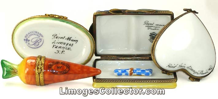 Authentic Limoges Box marks made in Limoges, France | LimogesCollector.com