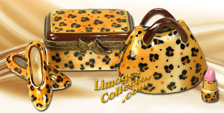 Fashion Limoges boxes are the perfect collectibles for the fashionista in you | LimogesCollector.com