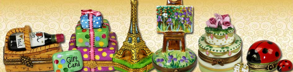 All Limoges Boxes