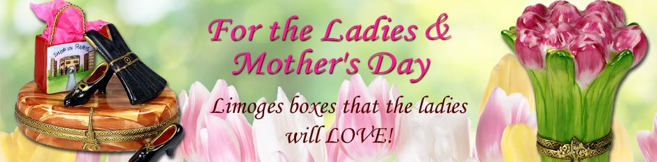 Mothers Day Limoges Boxes