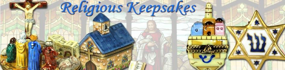 Religious Limoges Boxes