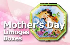 Buy Mothers Day Limoges boxes at LimogesCollector.com