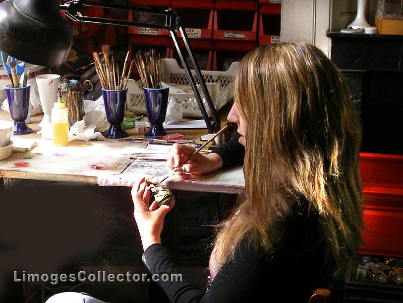 Porcelain Artist