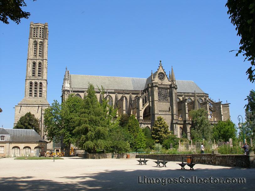 Saint Etienne Cathedral, Limoges, France