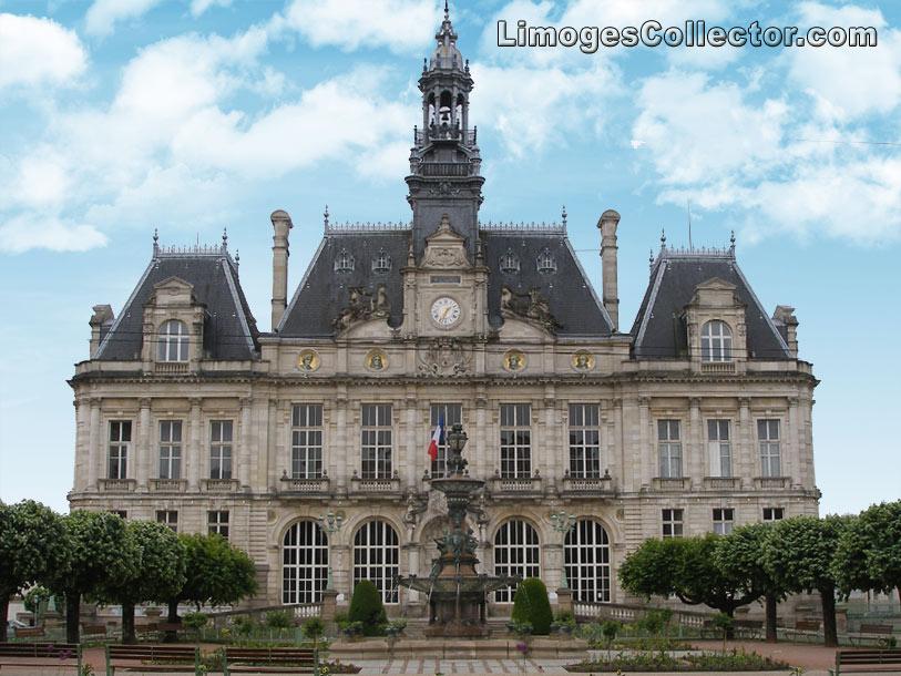 La Mairie Limoges France