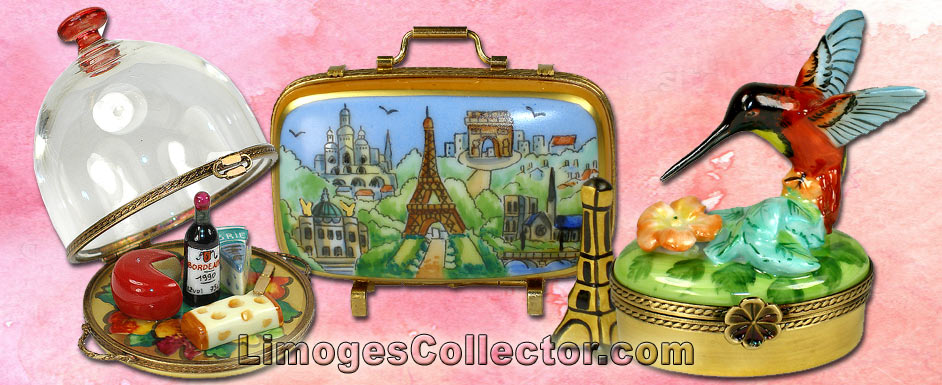 Limoges Box Collection