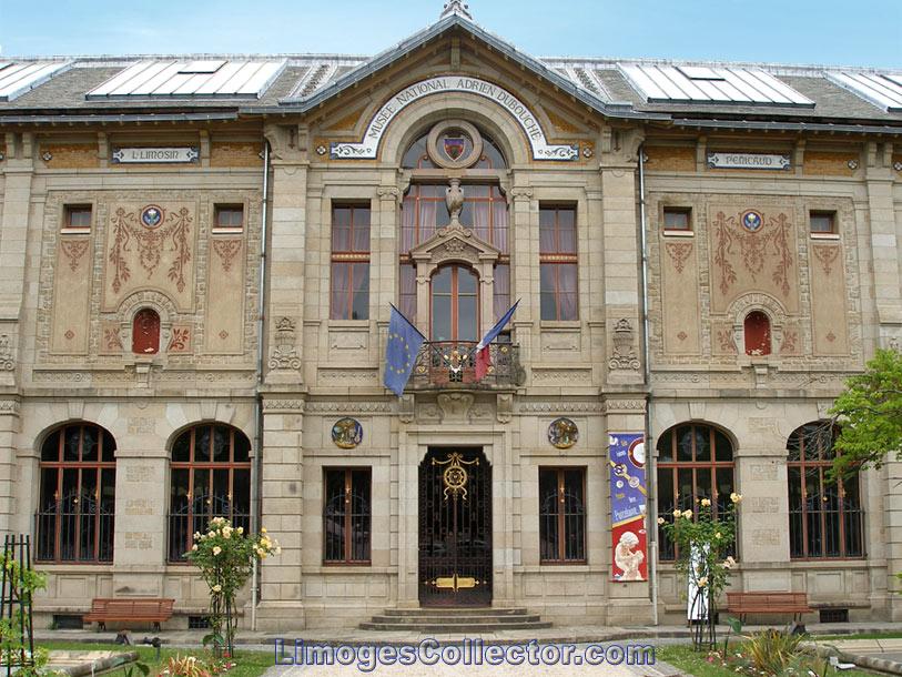 Porcelain Museum Adrien Dubouche