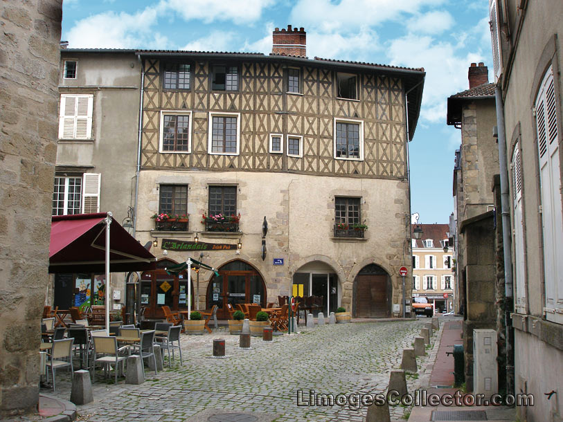 Limoges Old Town